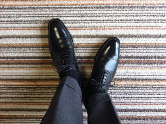 失敗しない革靴のサイズの選び方~8つのチェックポイント~